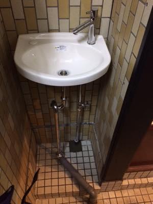洗面台 東京都板橋:施工後写真