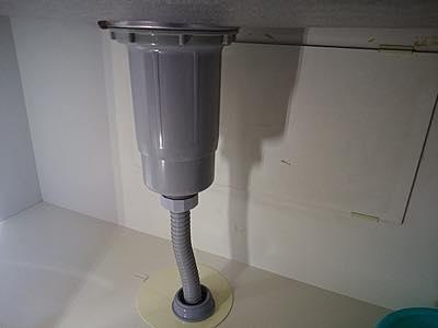 排水口・排水管 東京都多摩