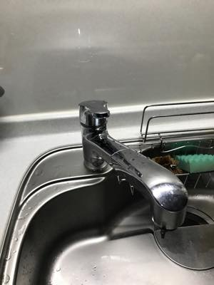 蛇口・水栓 東京都 江戸川