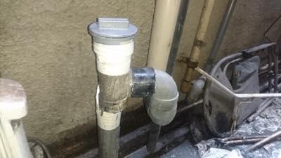 排水管・点検口・高圧洗浄 東京都 足立