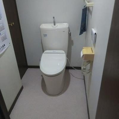 便器・タンク・便座・床・壁 東京都 江戸川