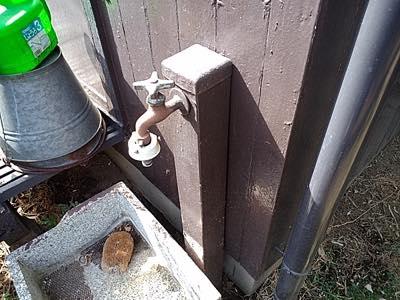 給水管 東京都多