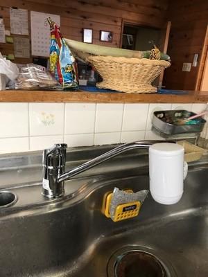 蛇口・水栓 東京都江戸川:施工後写真