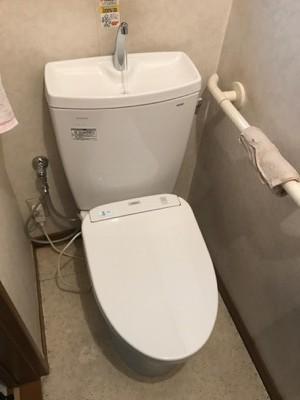 便器 東京都江戸川:施工後写真