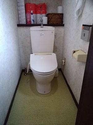便器・タンク・便座・床・壁・アクセサリー(手すり・ペーパーホルダーなど) 東京都多摩