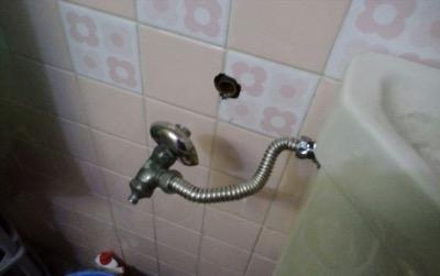 給水管・止水栓 東京都江戸川