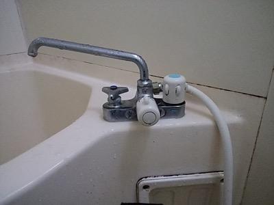 蛇口・水栓・シャワー 東京都江戸川