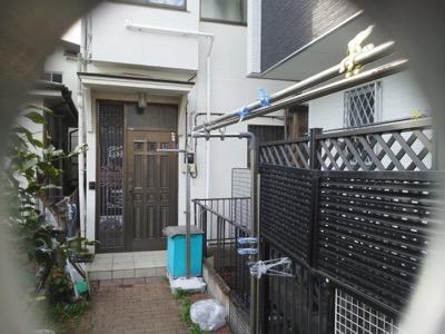 給湯管 東京都多摩:施工後写真