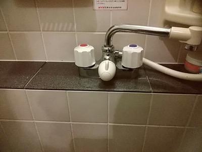蛇口・水栓・シャワー 東京都練馬