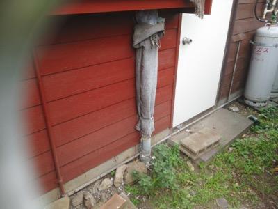 給水管 東京都多摩