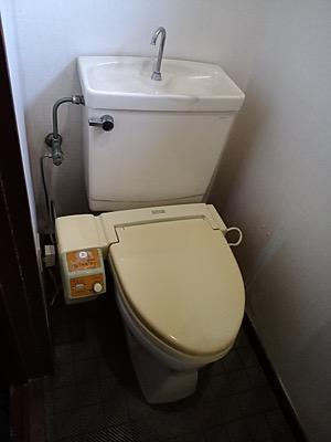 便器・タンク・便座・床・壁・給水管・止水栓・アクセサリー(手すり・ペーパーホルダーなど) 東京都多摩