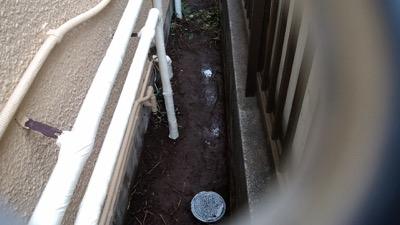 排水管 東京都多摩:施工後写真