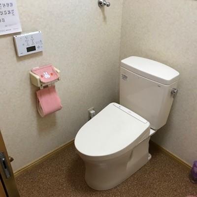 便器・タンク・便座 東京都練馬:施工後写真