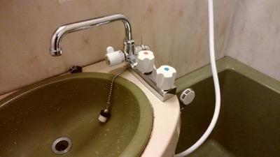 蛇口・水栓・シャワー 東京都江戸川:施工後写真